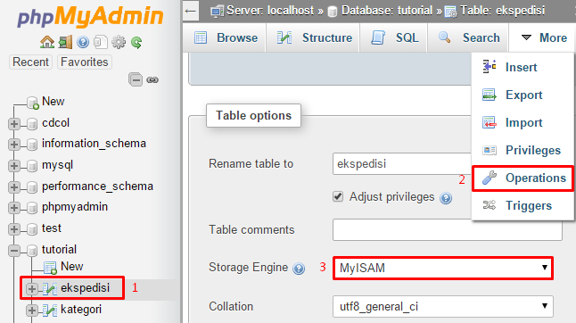 how to add foreign key in phpmyadmin