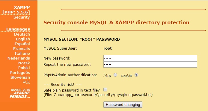 halaman_konfigurasi_security_xampp