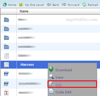 edit_file_htaccess_pada_cpanel