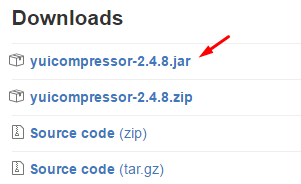 Download YUICompressor