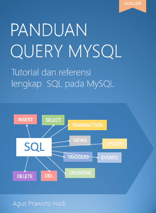 Buku Query MySQL - Tutorial dan Panduan Lengkap Query MySQL